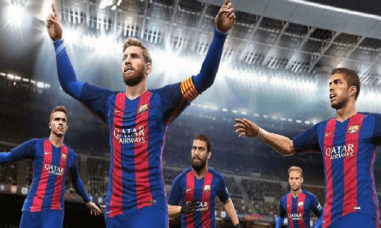 تحميل لعبة بيس 2018 Pro Evolution Soccer