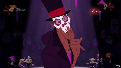 Dr Facilier, The Nightmare Experiment, Hong Kong Disneyland, 2016 Halloween, 香港迪士尼樂園, Halloween Time, 反轉迪士尼, 詭夢實驗室, 大街詭異酒店, Main Street Haunted Hotel