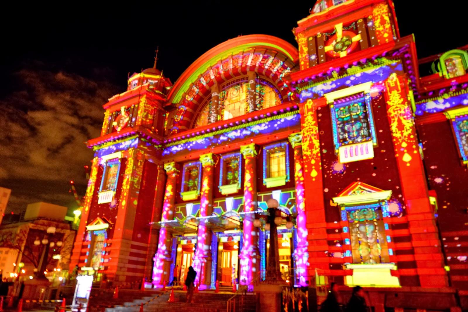 Tokiwai's Photo Blog: 大阪中之島 中央公会堂 プロジェクション ...