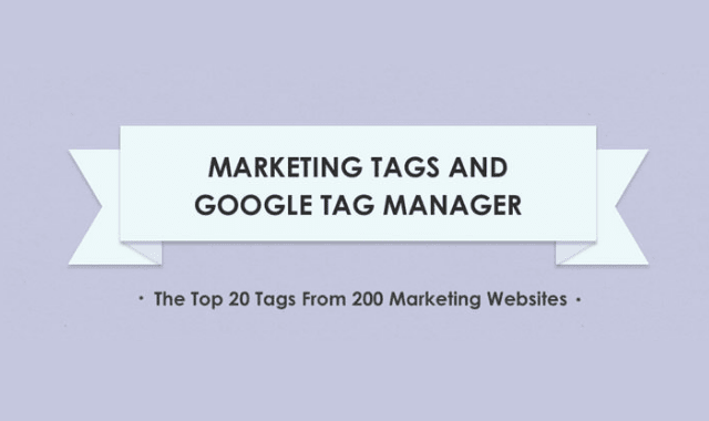 Marketing Tags And Google Tag Manager