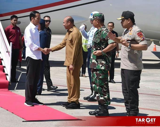 Presiden Joko Widodo Akan Resmikan Bendungan Rotiklot di Provinsi Nusa Tenggara Timur