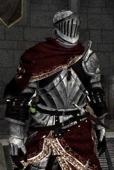 Skyrim Mods Highlights: Dark Souls 2 Armor pack Retouched