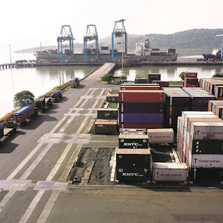 "JNPCT Wins Container Terminal of the Year"" Award"""