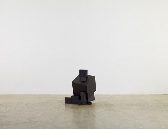 "Antony Gormley - ""Cotch X"", 2013 | imagenes obras de arte figurativo abstracto, esculturas figurativas abstractas | art pictures inspiration, cool stuff"