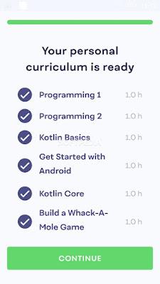 تحميل تطبيق Mimo لتعليم البرمجة مدفوع للأندرويد