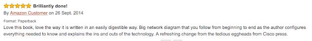 BGP for Cisco Networks review