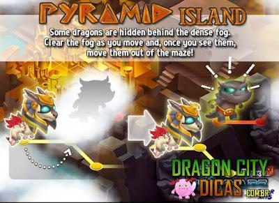 Ilha Pirâmide - Imagens e informações reveladas!