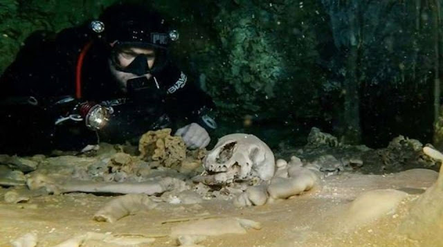 Massive Ancient Underwater Caves Reveal Ancient Mayan Relics Ancient%2Bunder%2Bwater%2Bcaves%2Bancient%2BMayan%2Brelics%2B%25281%2529