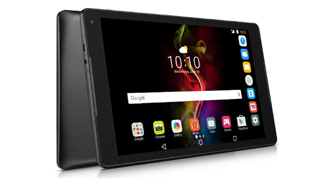 inwards the USA too this is launched amongst the toll of  Minitab Alcatel POP4 10 4G LTE Tablet launched
