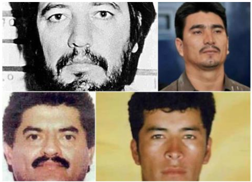 """""""ESTOS CAPOS en la CIMA del CRIMEN """"VIVIAN de la MUERTE y de ENGAÑAR a la MUERTE"""""""