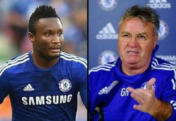 John Obi Mikel Has Revealed That 99 Of The Blues Squad Are Keen To Have Guus Hiddink Stay Beyond This Season If You Speak Players