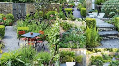 Pequeños jardines urbanos. Jinny Blom