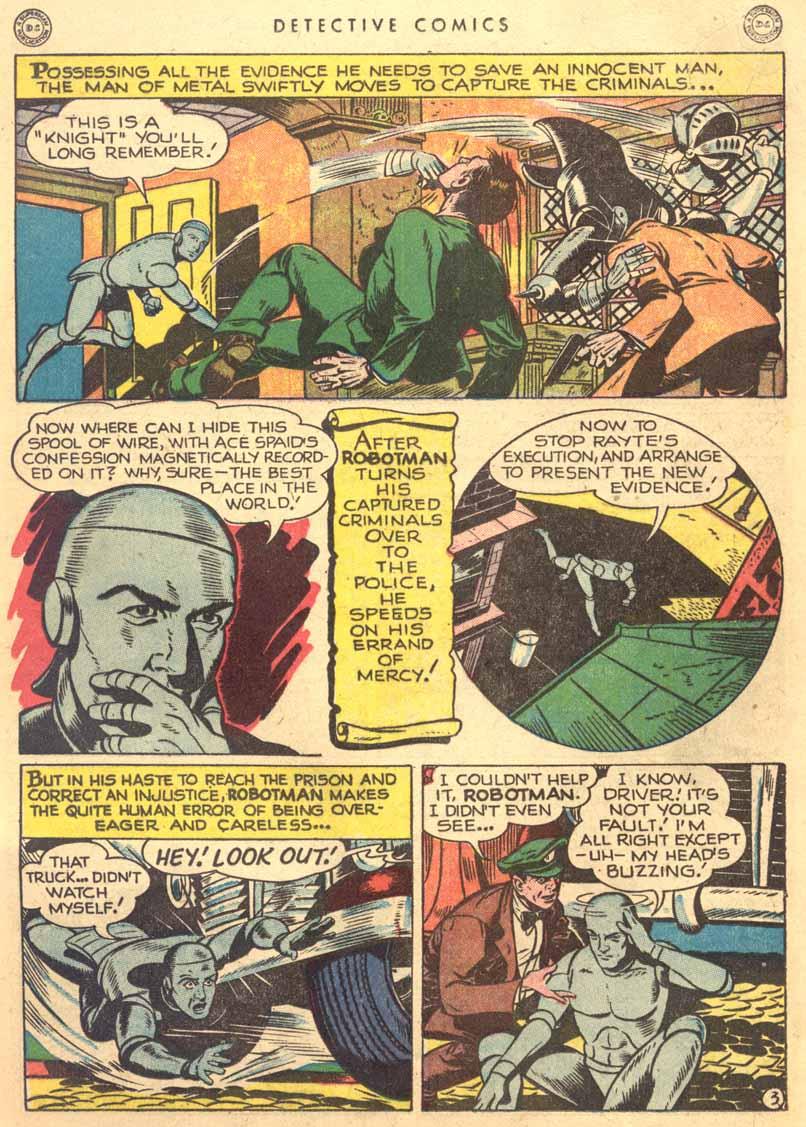 Read online Detective Comics (1937) comic -  Issue #149 - 19
