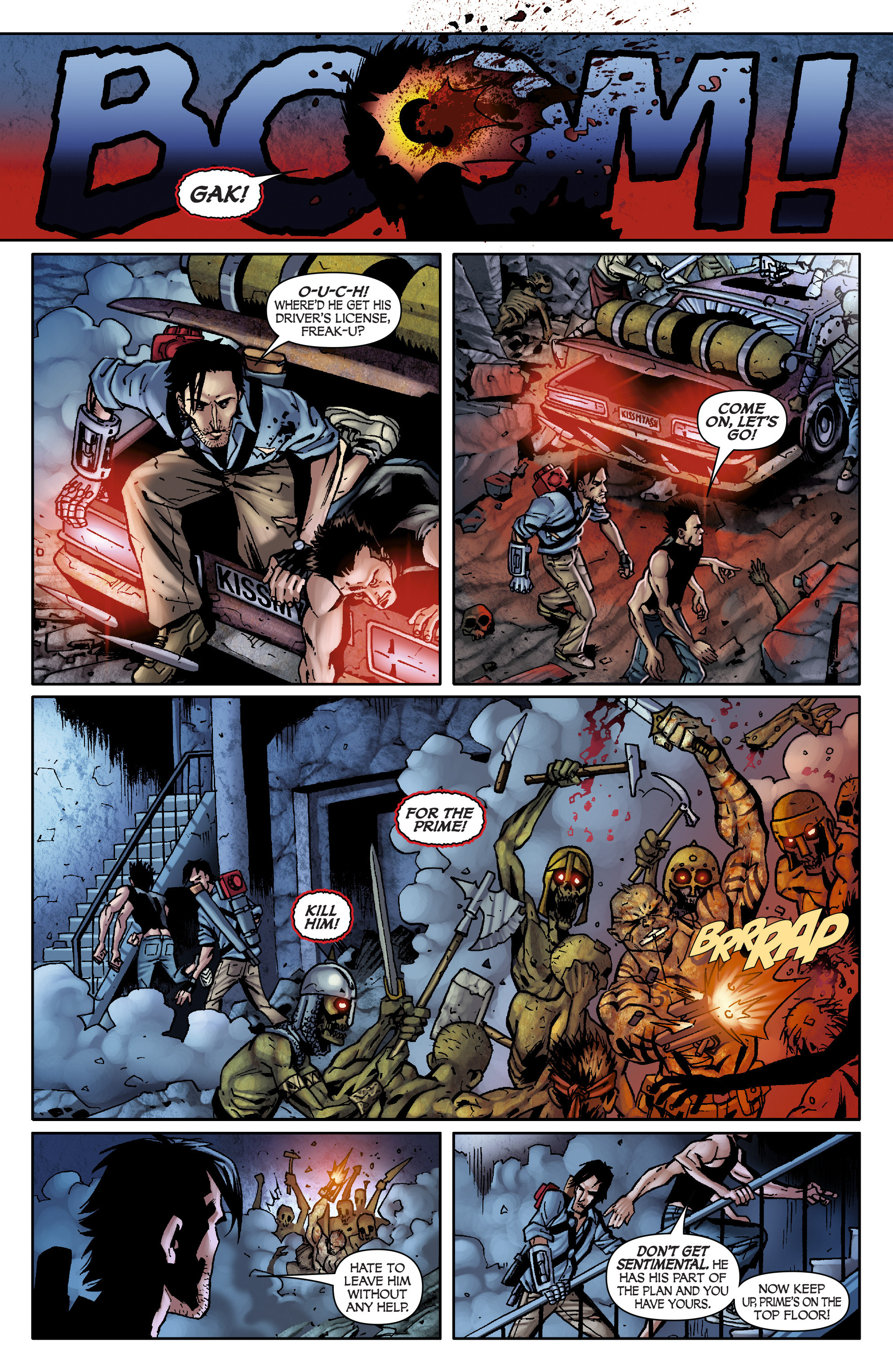 Read online Army of Darkness: From the Ashes comic -  Issue #Army of Darkness: From the Ashes TPB - 91