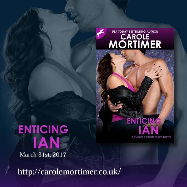 Romantic Suspense: Just Romantic Suspense: Enticing Ian
