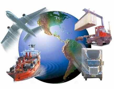 Estructura del comercio exterior en colombia