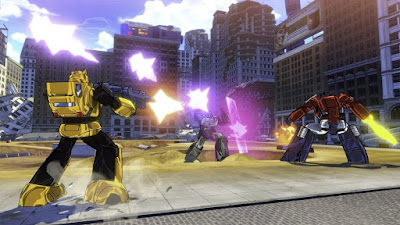 Download Transformers Devastation Game Setup