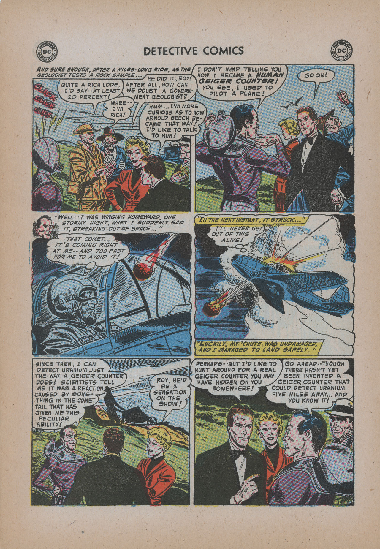 Read online Detective Comics (1937) comic -  Issue #221 - 30