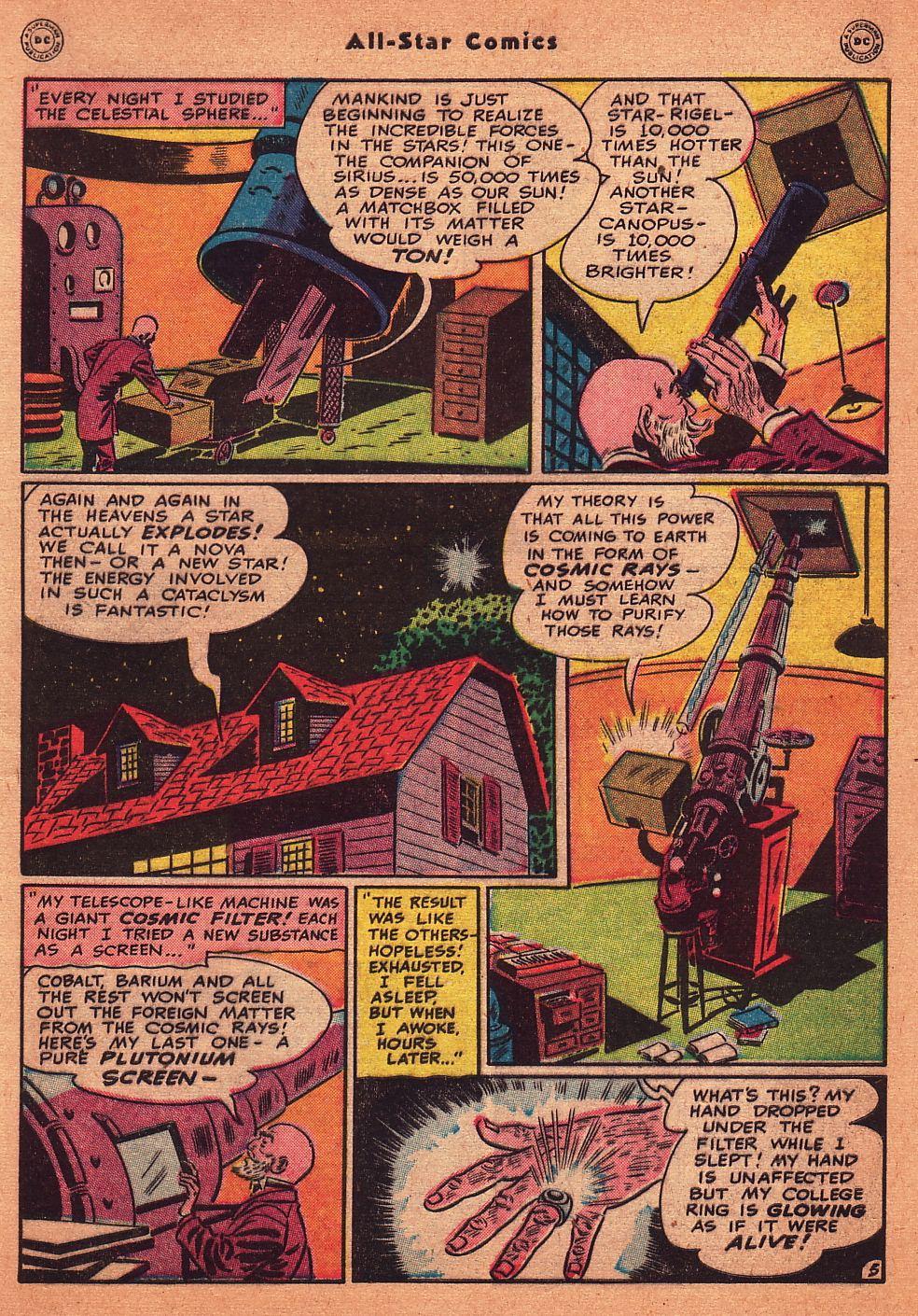 Read online All-Star Comics comic -  Issue #45 - 7