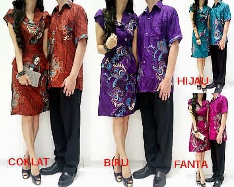 DB PO Couple Batik Setya Seri Isi Rb Satuan Rb Bahan Batik