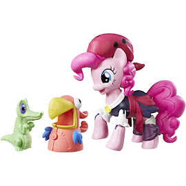 MLP My Little Pony The Movie Single Figure Pinkie Pie Guardians of Harmony Figure