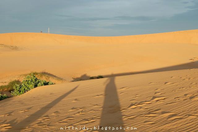 pengalaman ke mui ne white sand dunes