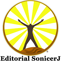 Logo oficial de la Editorial SonicerJ