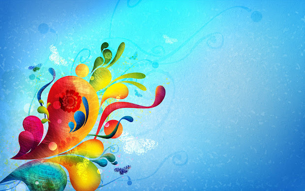 Abstract Color Desktop Backgrounds