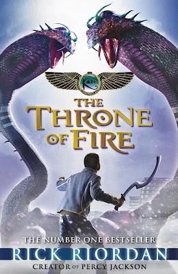 Resenha: O Trono de Fogo, de Rick Riordan 22