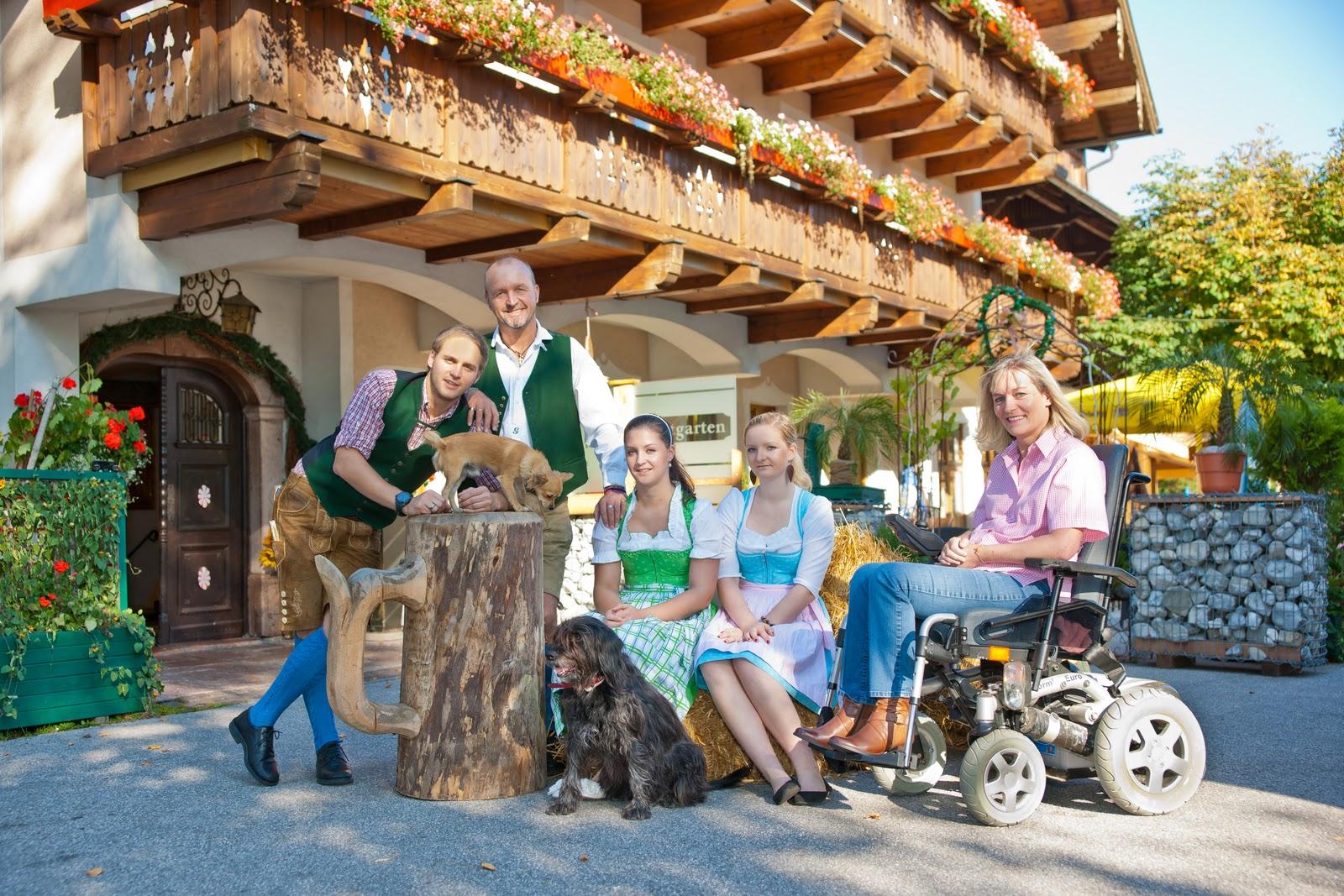 Jubilaum Der Familie Teufl In Faistenau Hotel Alte Post Faistenau