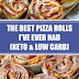 The Best Pizza Rolls I've Ever Had (Keto & Low Carb)
