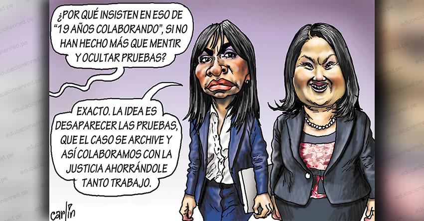 Carlincaturas Jueves 12 Diciembre 2019 - La República
