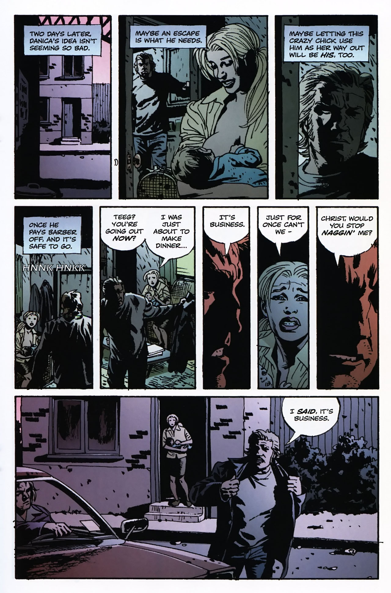 Read online Criminal (2008) comic -  Issue #2 - 20