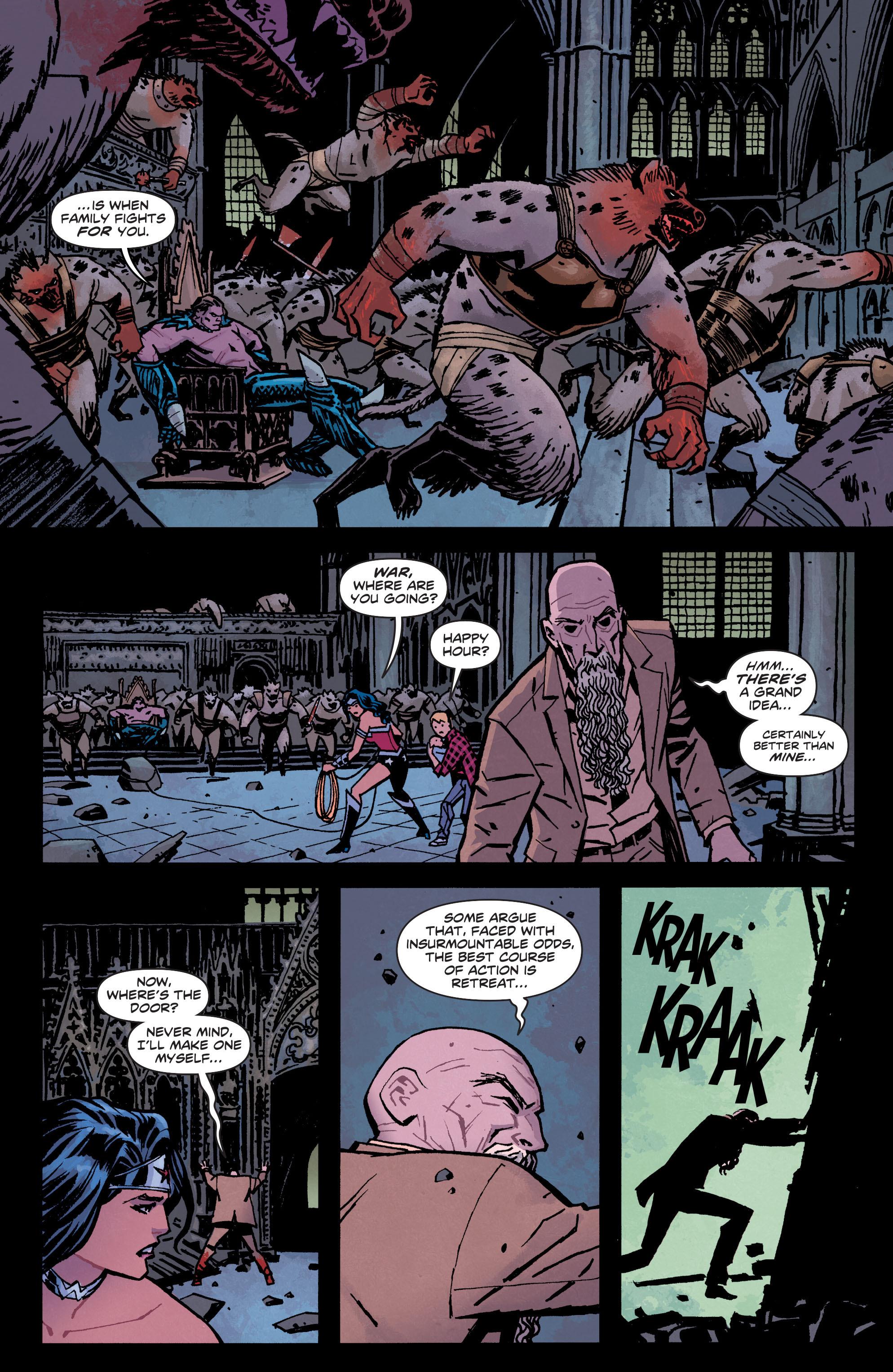 Read online Wonder Woman (2011) comic -  Issue #23 - 4