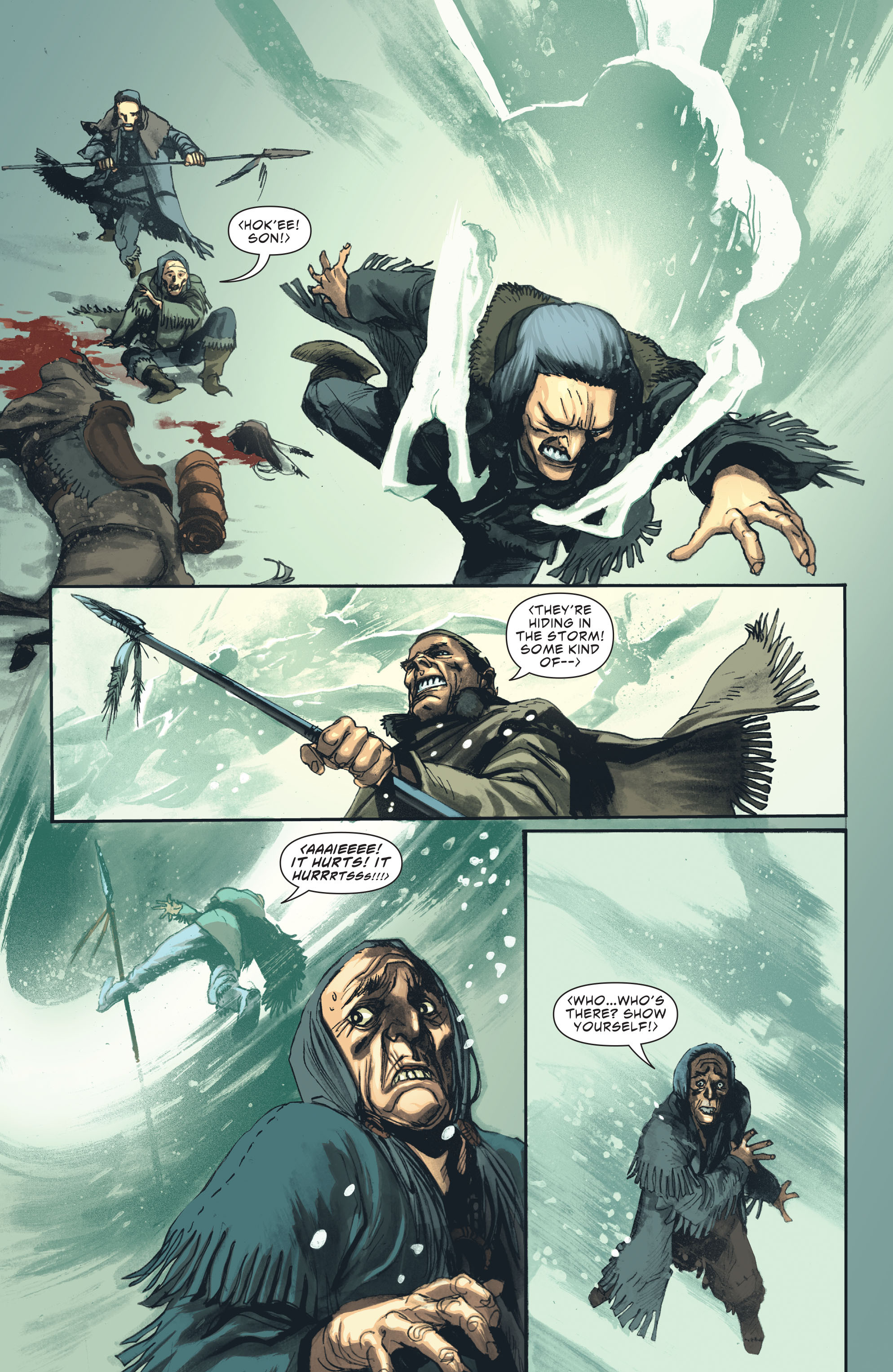 Read online American Vampire: Second Cycle comic -  Issue #1 - 5