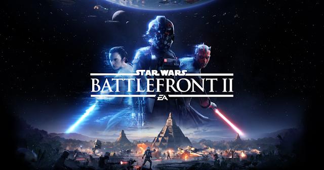 رسميا إنتهاء عملية تطوير لعبة Star Wars : Battlefront II