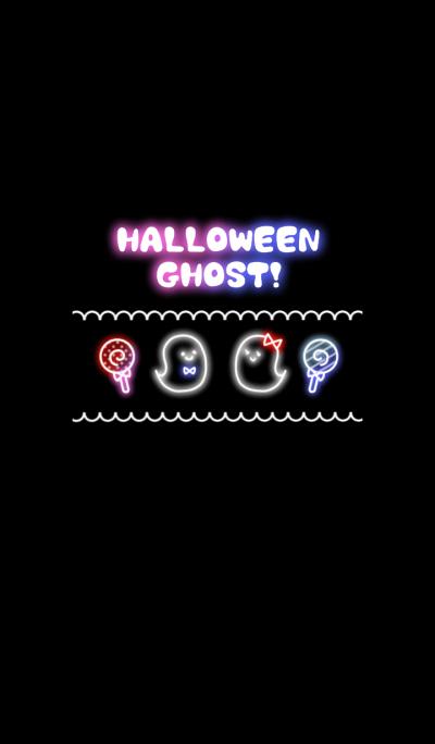 Cute! Pop! Halloween Ghost! 4