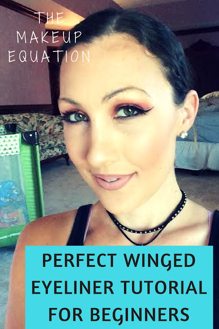 Perfect Winged Eyeliner Tutorial For Beginners