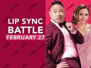 Lip Sync Battle Philippines February 27 2016