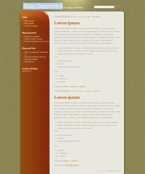 Blogy Decorativo professional Simple Template 2014,templates free download,professional Template free Download,best templates,simple template 2014.