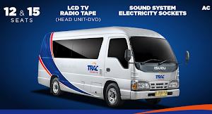 Harga Sewa Bus Pariwisata di Trac Astra