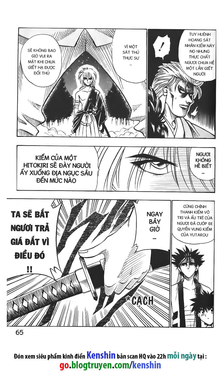 Rurouni Kenshin chap 42 trang 20