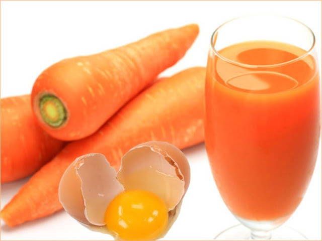 Carrot Juice and Egg Yolk Help Prevent Premature Ejaculation
