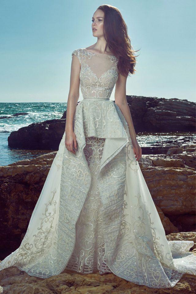 Lindos vestidos de novia | Colección Zuhair Murad