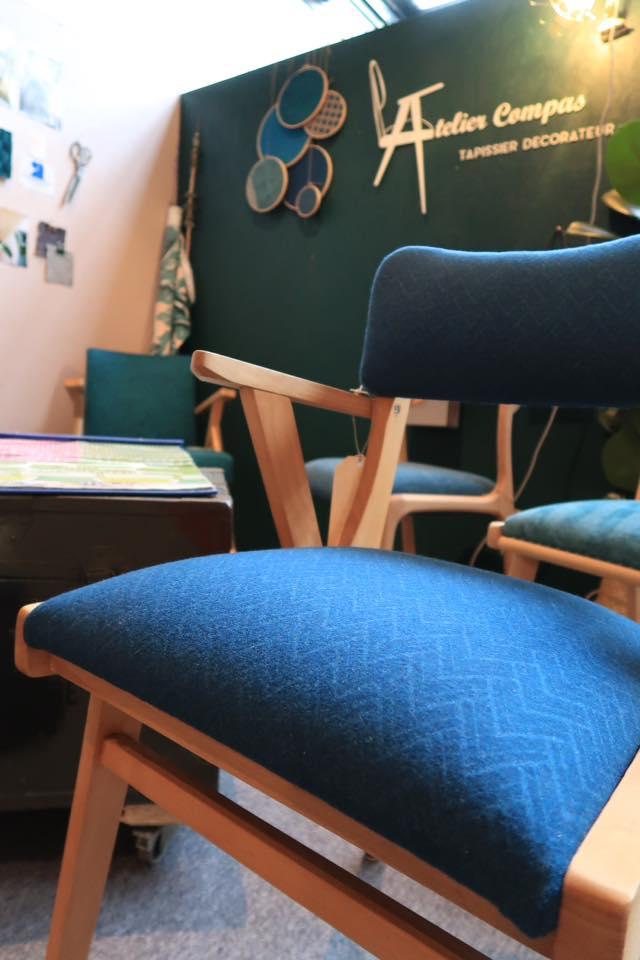 atelier compas quelques photos du salon montpellier vintage. Black Bedroom Furniture Sets. Home Design Ideas