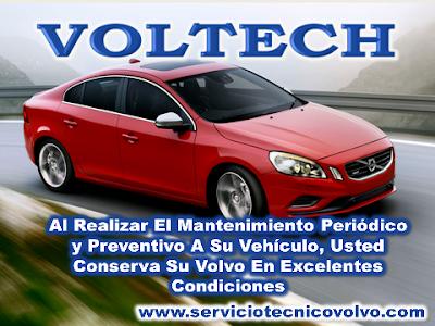 Taller Volvo Especializado - VOLTECH - Bogota