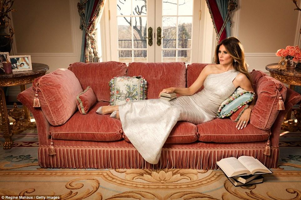 Ellez Sandas Blog: Must Read: Inside The World Of Melania ...