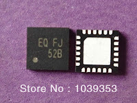Jenis-jenis Kode IC RT Richteck Pada Sebuah Laptop