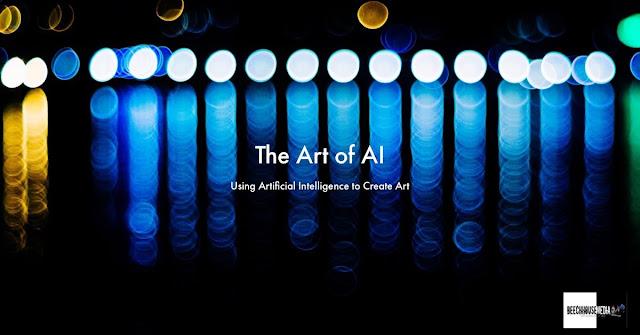 The Art of AI by Mark Taylor beechhouse media artist