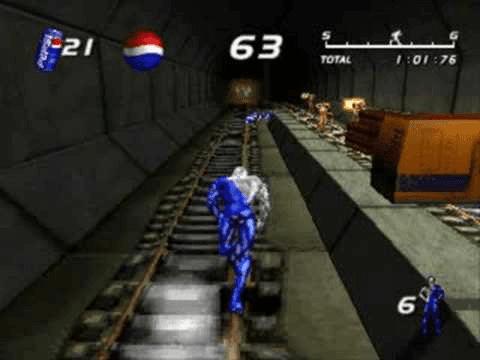 تحميل لعبه بيبسي مان Pepsiman للكومبيوتر